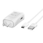 Power Charger and USB-C Cable